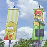 The Simpsons (StreetView)