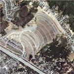 Remains of Leona Quarry (Google Maps)