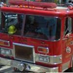 LA Fire trucks (StreetView)