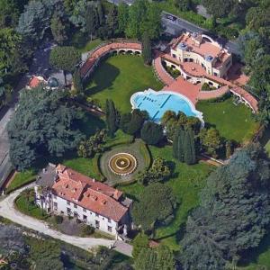 Sophia Loren's House (Former) (Google Maps)