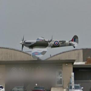 Spitfire MKIX (StreetView)