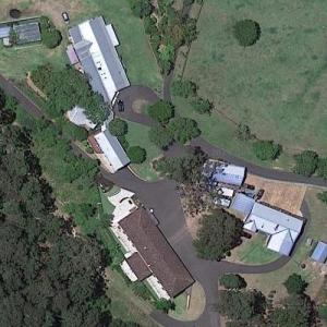 Russell Crowe's House (Google Maps)