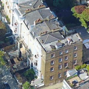 Gwen Stefani's House (Google Maps)