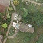 Winston Churchill's grave (Google Maps)