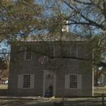Indiana's First State Capitol Building (StreetView)