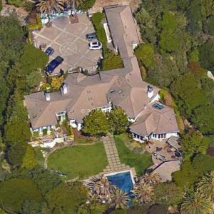 James Hetfield's House (former) (Google Maps)