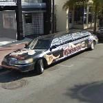 Madonna Club - stretch limo (Lincoln Town Car) (StreetView)