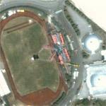 Vasco Rossi concert stage (Google Maps)