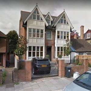 Ant McPartlin's House (StreetView)