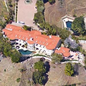 John Stamos' House (former) (Google Maps)