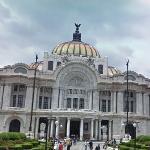 Palacio de Bellas Artes (StreetView)