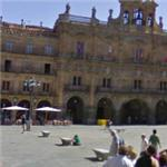Plaza Mayor - Location in the movie Vantage Point