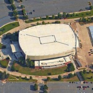 CenturyLink Center (Google Maps)