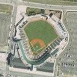 Louisville Slugger Field (Google Maps)