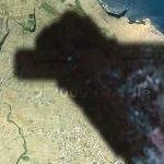Lajes Obscured (Google Maps)