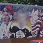 Oshawa Generals mural (StreetView)