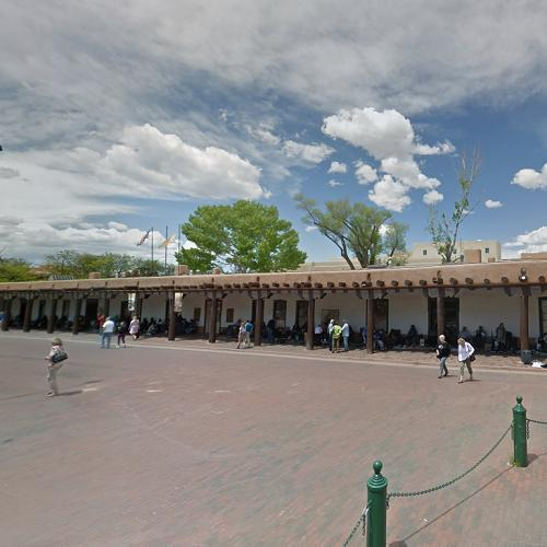 Palace of the Governors (StreetView)