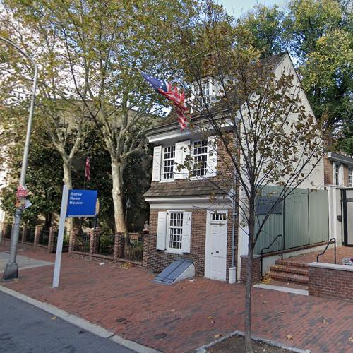 Betsy Ross House (StreetView)