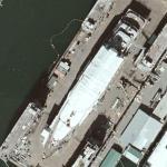 Yacht Attessa IV (Google Maps)