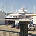 Yacht Leander G (StreetView)