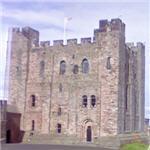 Bamburgh Castle keep (StreetView)
