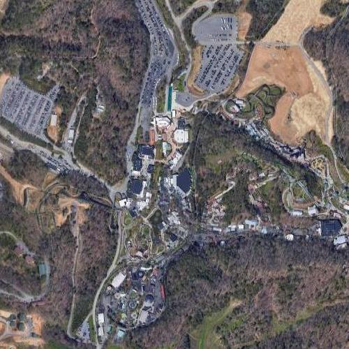 Dollywood Theme Park (Google Maps)