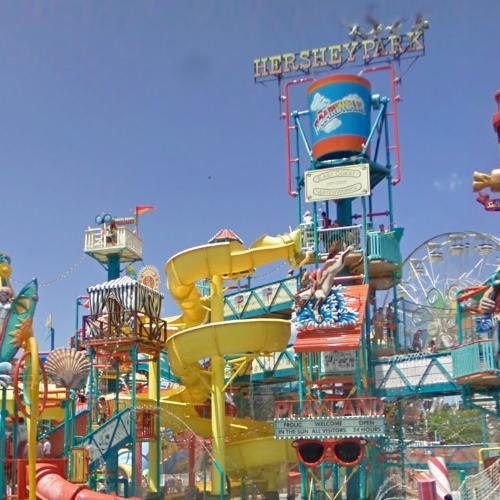 'The Shore' waterpark (StreetView)