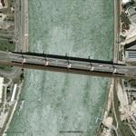 Lágymányosi Bridge (Google Maps)