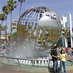 Uniglobe at Universal Studios Hollywood (StreetView)