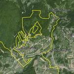 World's most complicated borderline (Google Maps)