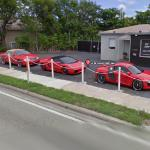 Exotic Cars x3