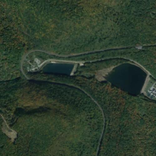 Horseshoe Curve (Google Maps)