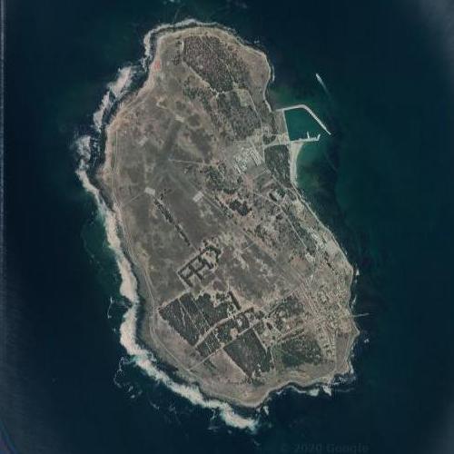 Robben Island (Google Maps)