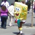 SpongeBob (StreetView)