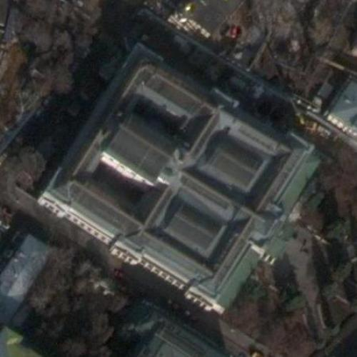 Pushkin Museum (Google Maps)