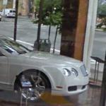 Bentley Continental (StreetView)