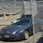 Aston Martin (StreetView)