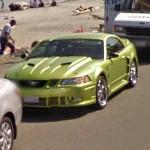 Ford Mustang (fourth generation) (StreetView)