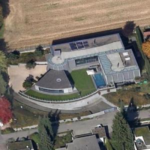 Kimi Räikkönen's house (Google Maps)