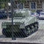 M4 Sherman (StreetView)