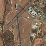 Royal Australian Air Force Pearce Aerodrome (Google Maps)