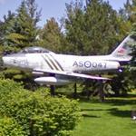 Canadair CL-13A Sabre 5 (StreetView)