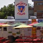 The Mighty Cone (StreetView)