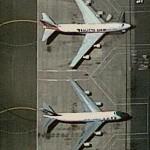 747F (Kalitta Air & Jade Cargo) (Google Maps)