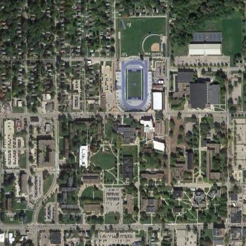 Drake University In Des Moines Ia Google Maps