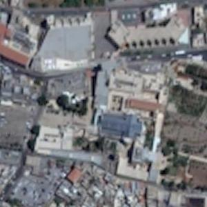 Church of the Nativity (Google Maps)