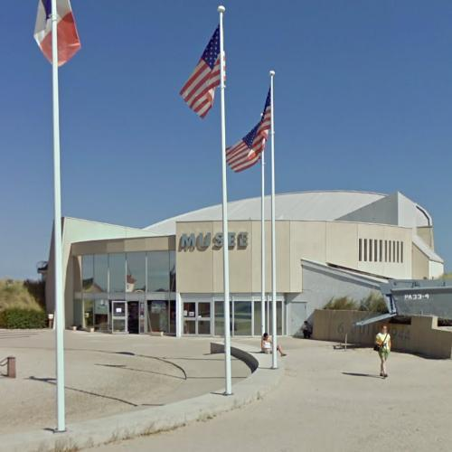 Utah Beach Landing Museum (StreetView)