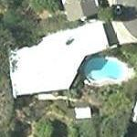 Mick Jackson's House (Google Maps)