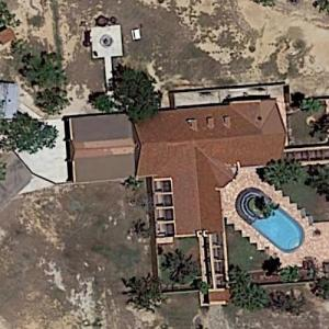 George Strait's Ranch House (Google Maps)