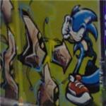 Sonic the Hedgehog (StreetView)